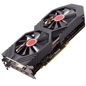 Product Image 1 - XFX Radeon RX 580 GTS Black Edition