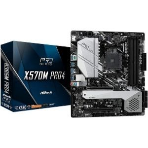 Product Image 6 - ASRock AM4 X570M Pro4 Micro ATX Motherboard