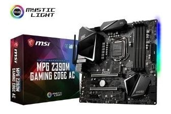 Small Product 5 - MSI MPG Z390M Gaming Edge (Best Micro ATX)