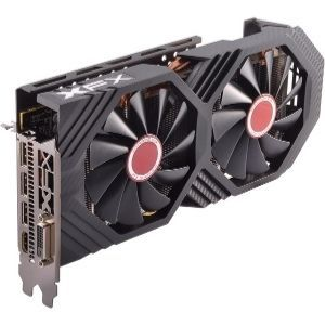 Small Product Image of XFX Radeon RX 580 GTS Black Edition_1