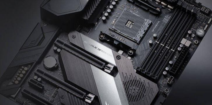 a closer look at the rog viii formula motherboard