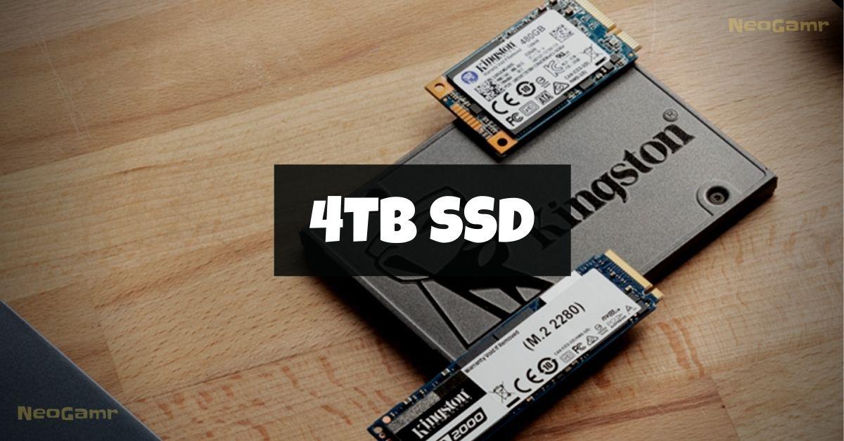 4tb SSD