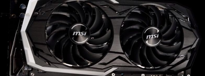 A MSI GPU For 2060 Series