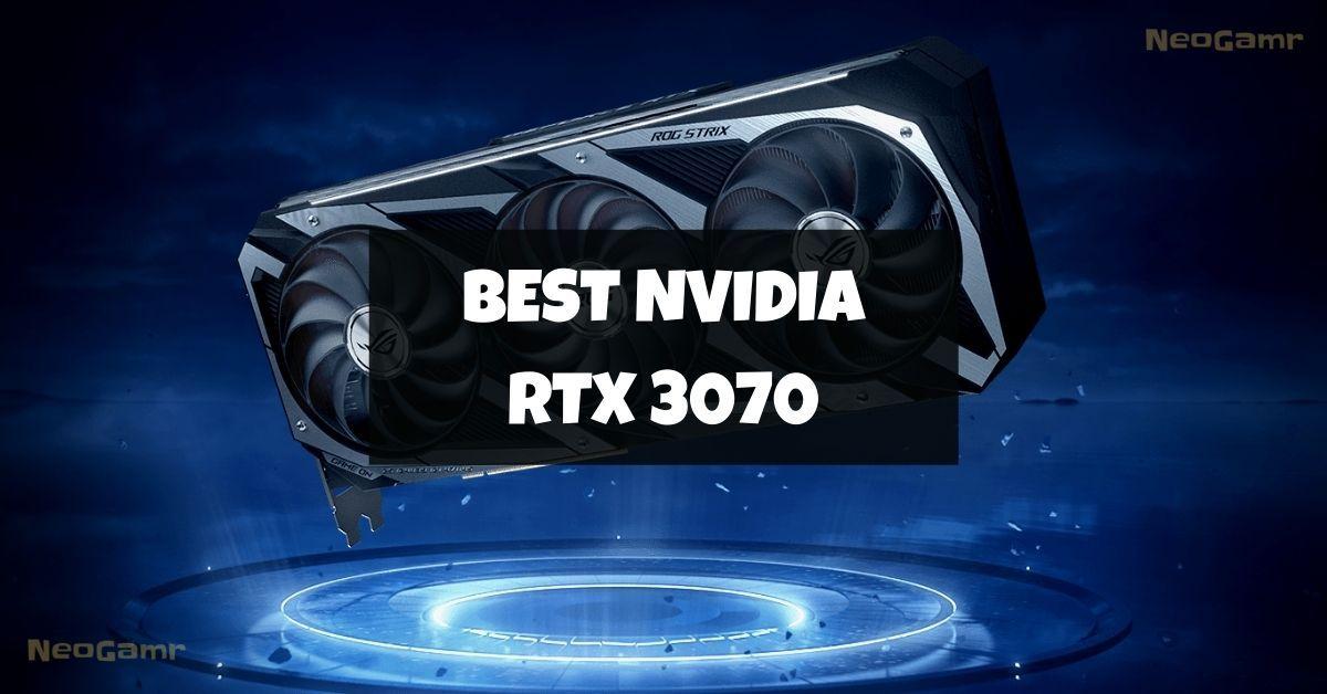 Best RTX 3070