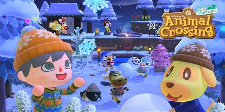 Cover Image of Animal Crossing New Horizon