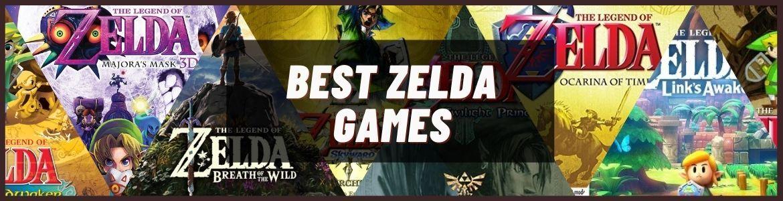 Cover Image of Best Zelda Games