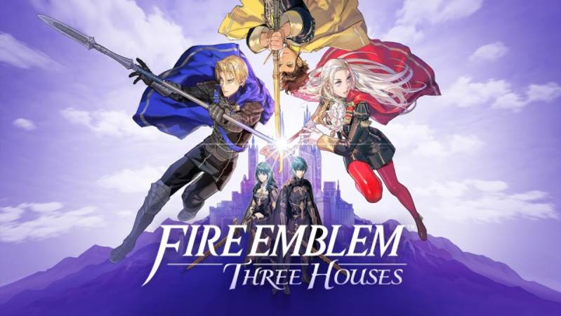 Cover Image of Fire Emblem Three Houses