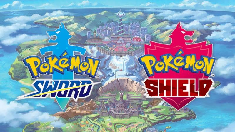Cover Image of Pokemon Sword and Shield
