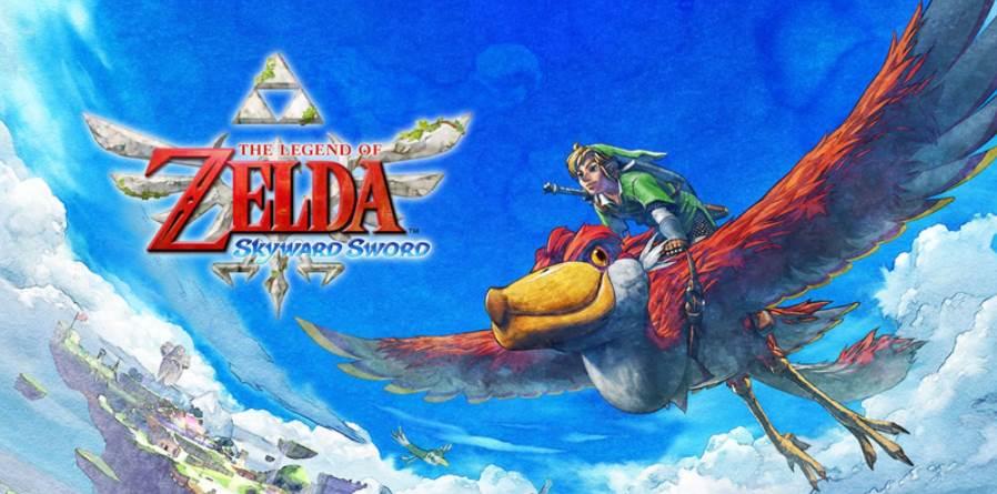 Cover art The Legend of Zelda Skyward Sword