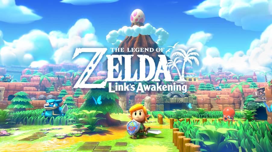 Cover art of The Legend of Zelda Link's Awakening