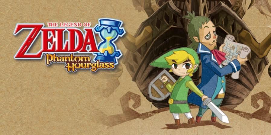 Cover art of The Legend of Zelda Phantom Hourglass