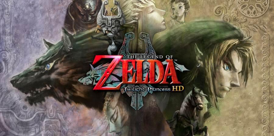 Cover art of The Legend of Zelda Twilight Princess