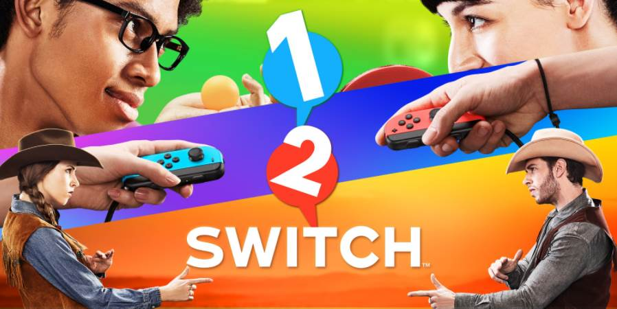 Cover image of 1-2-Switch