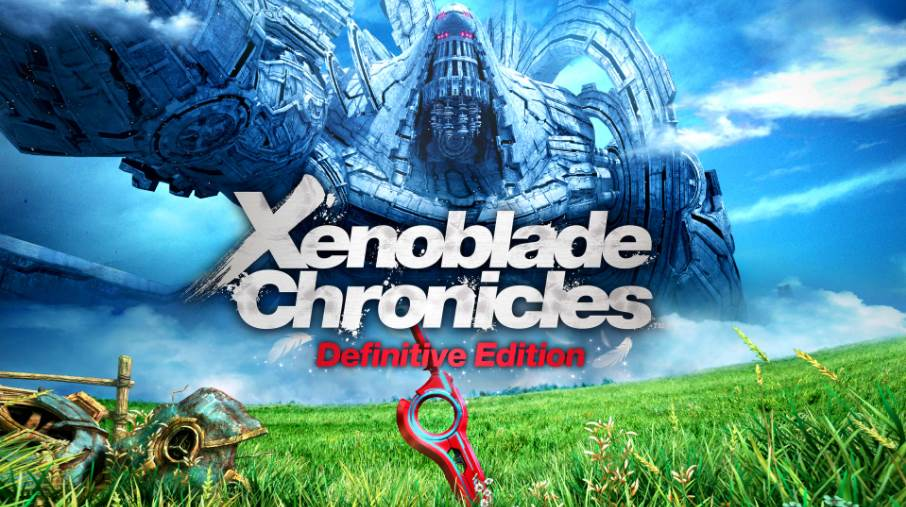 Cover image of Xenoblade Chronicles Definitive Edition