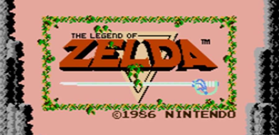 Cover of Classic NES Series The Legend of Zelda