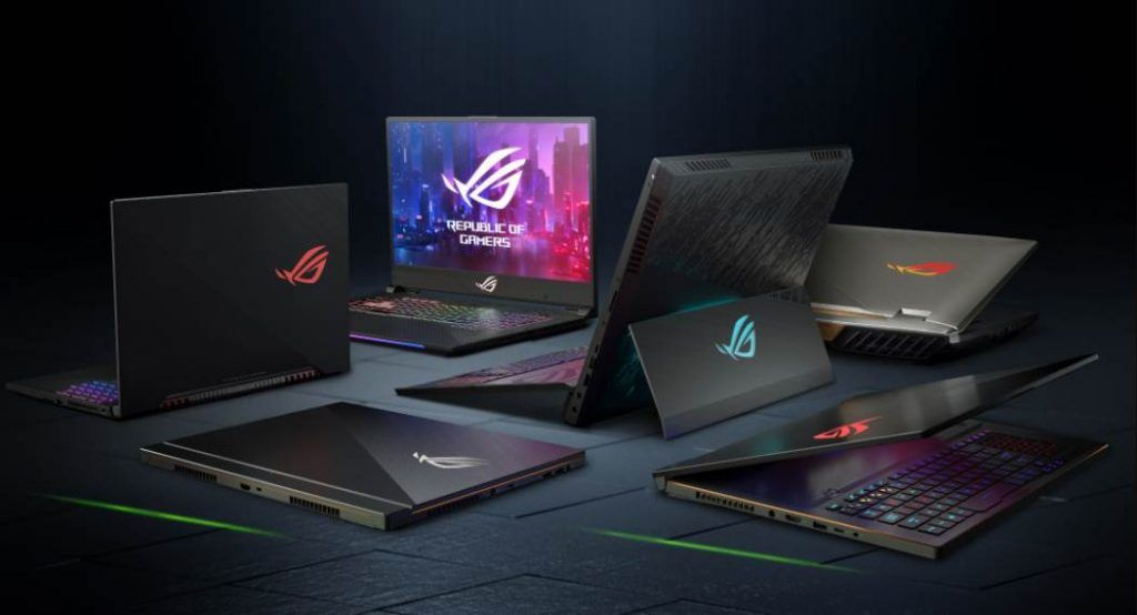 Image of Asus Gaming Laptops