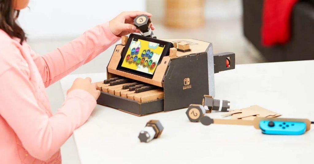 Image of Nintendo Labo