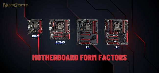 Motherboard Form Factors Explained
