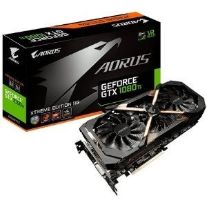 Product Image 4- Gigabyte AORUS GeForce GTX 1080 Ti Xtreme Edition