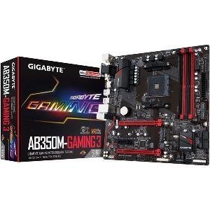Product Image 7- GIGABYTE GA-AB350M-Gaming 3 (Micro ATX)