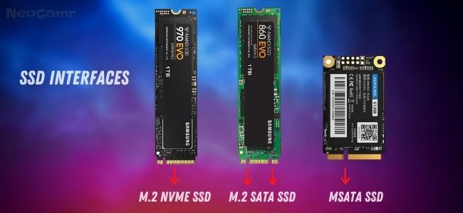 SSD Interfaces