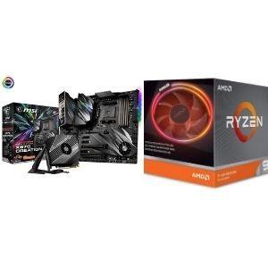 Small Image of Product 2 - MSI Prestige X570 Creation + AMD Ryzen 9 3900X