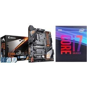 Small Image of Product 3 - GIGABYTE Z390 AORUS PRO + Intel Core i7-9700K