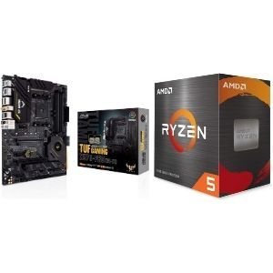 Small Image of Product 4 - ASUS TUF Gaming X570-PRO + AMD Ryzen 5 5600X
