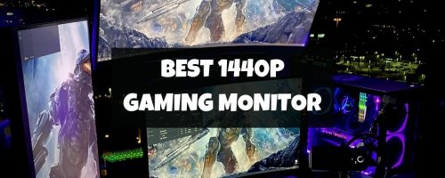 Best 1440p Monitors For Gaming In 2021 – (High-Resolution Screens)