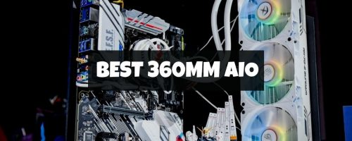 Best 360MM AIO CPU Coolers For Overclocking & Gaming!