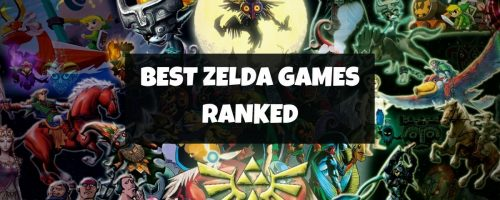 The Legend of Zelda Game Series Ranked From Best To Worst!