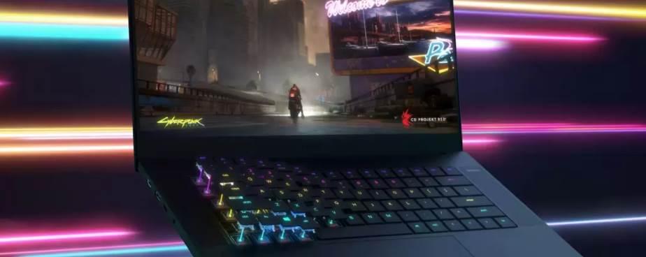 CGI of Razer Blade 15