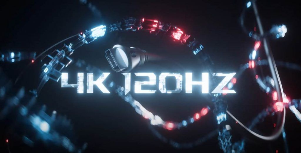 CGI of new asus Monitors 2.1 giving 4k 120hz