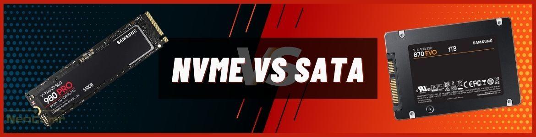 Cover image of NVME vs Sata