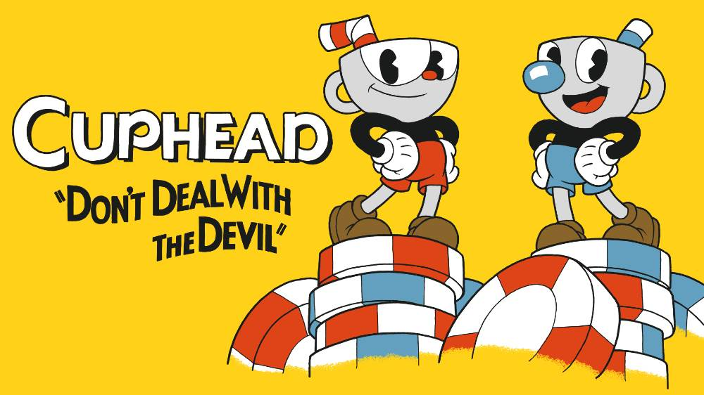 Image of Cuphead Cover