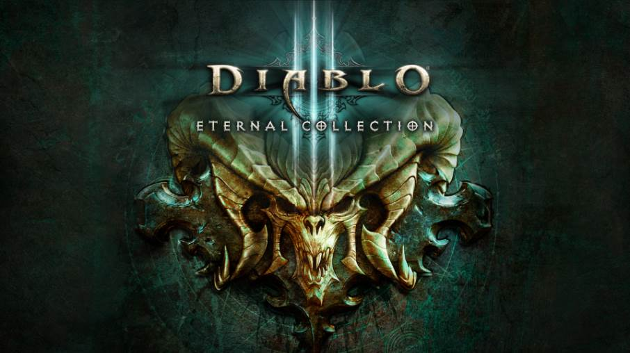 Image of Diablo III Eternal Collection Cover