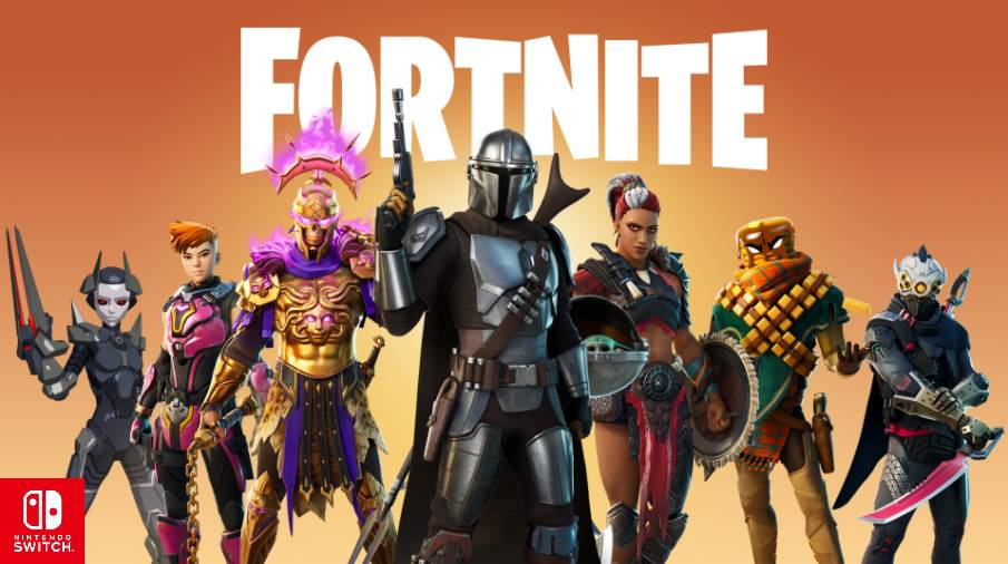 Image of Fortnite Cover