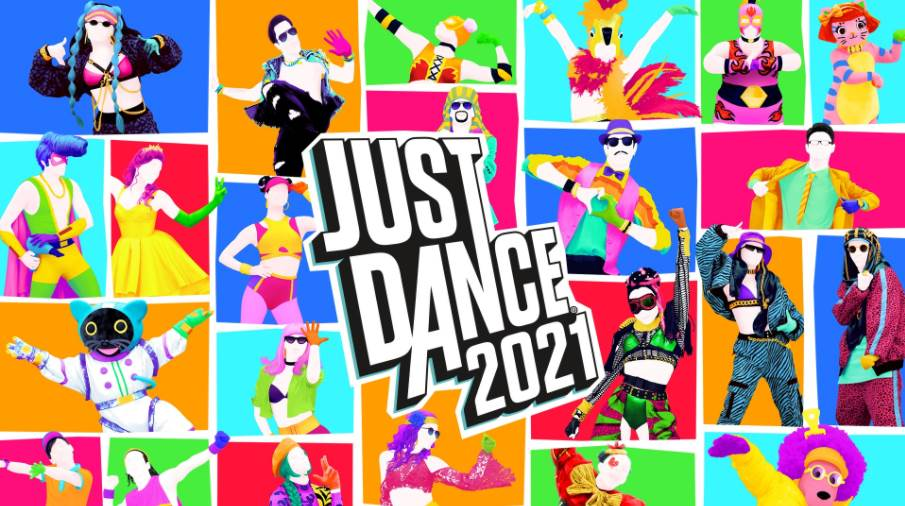 Image of Just Dance 2021 Cover