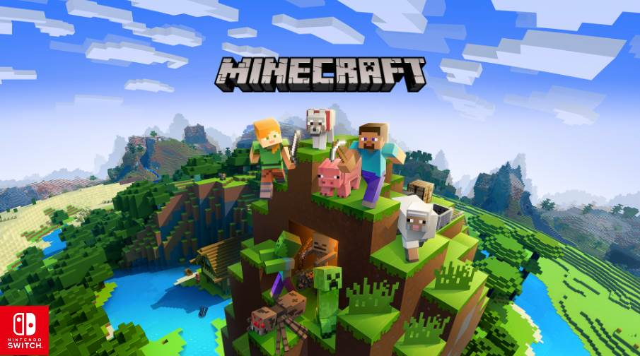 Image of Minecraft Cover