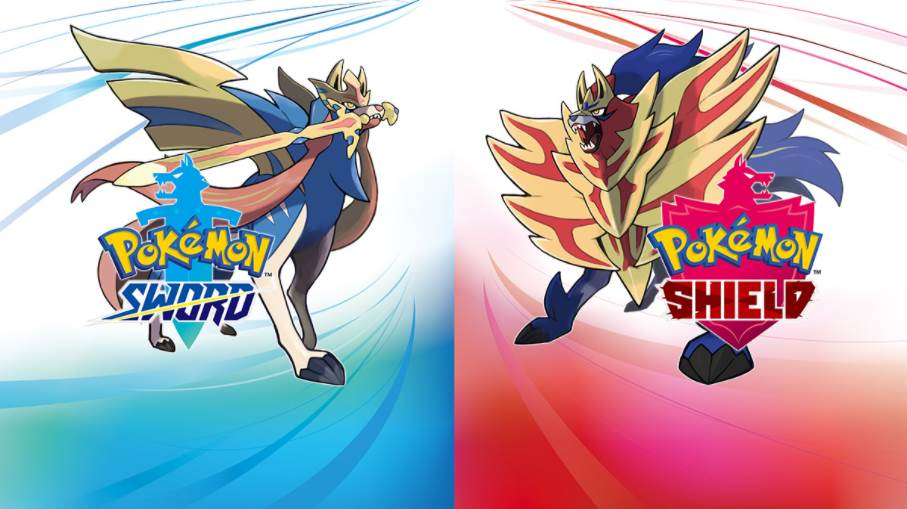 Image of Pokémon Sword and Shield Cover