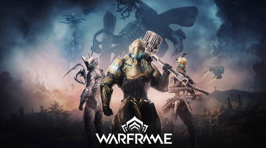 Image of Warframe Cover