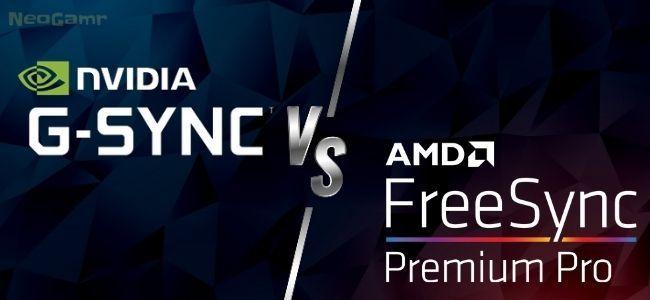 NeoGamr's Image of FreeSync Premium Pro vs G Sync