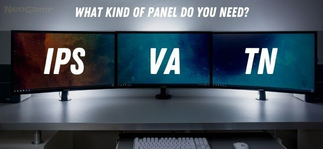 NeoGamr's Image of What Kind of Panel do you need