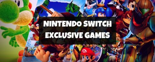 Best Nintendo Switch Exclusives You're Not Going To Want To Miss!