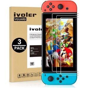 Product Image 02 - iVoler Nintendo Switch Screen Protector