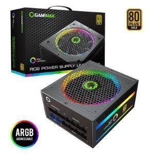 Product Image 1- GameMax 750W PSU