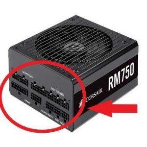 Another Power Cable Isn't Plugged In