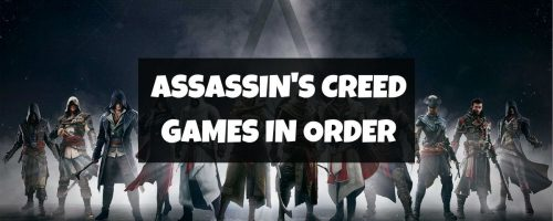 Assassin's Creed Games In Order, Main Series (Desktop/Console Games)