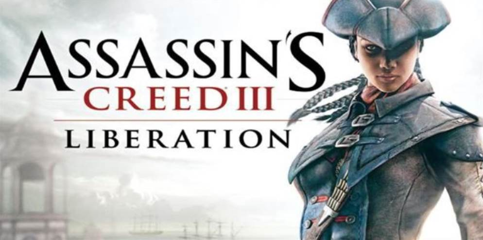 Assassin's Creed Liberation Cover