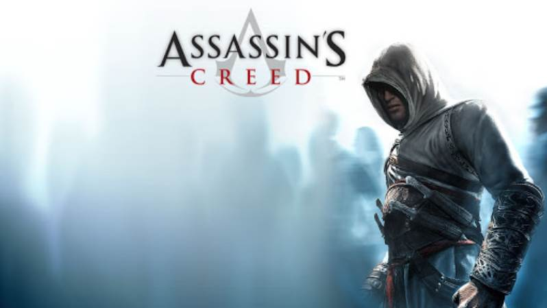 Assassin's Creed One Cover